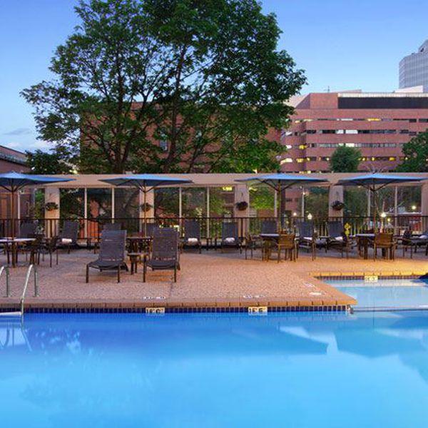 Wyndham Boston Beacon Hill - pool