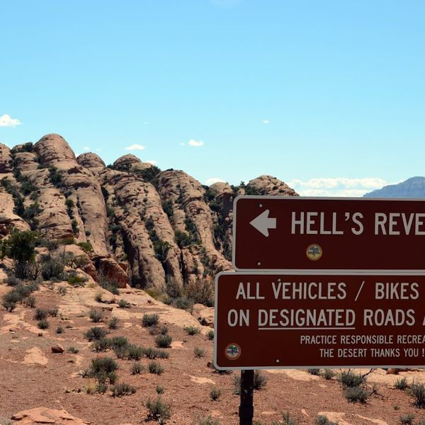 Hells Revenge Jeep Tour - Moab - Utah - Doets Reizen
