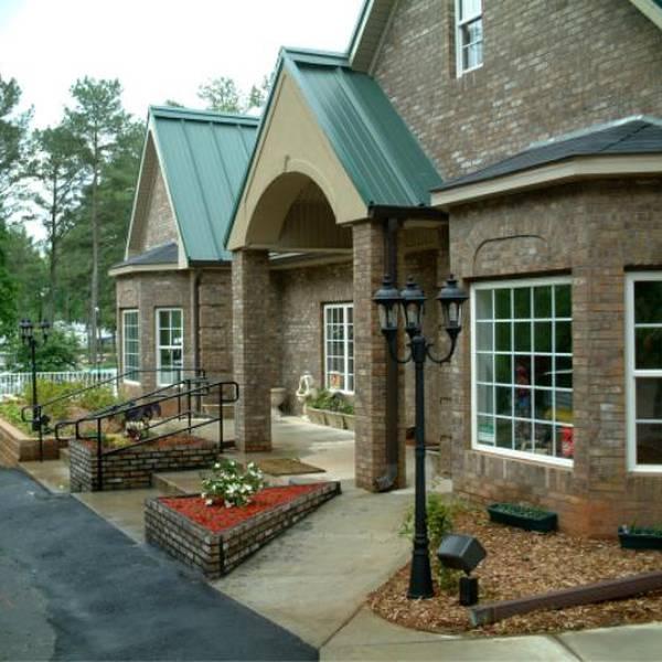 Atlanta South RV Resort - entree