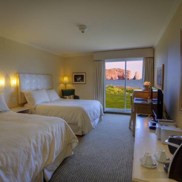 Hotel la Normandie - double room