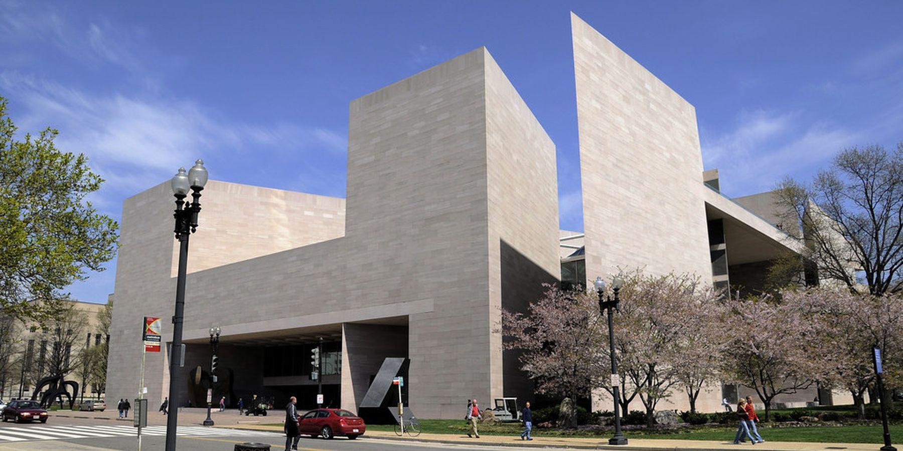 National Gallery of Art - Washington D.C. - Doets Reizen