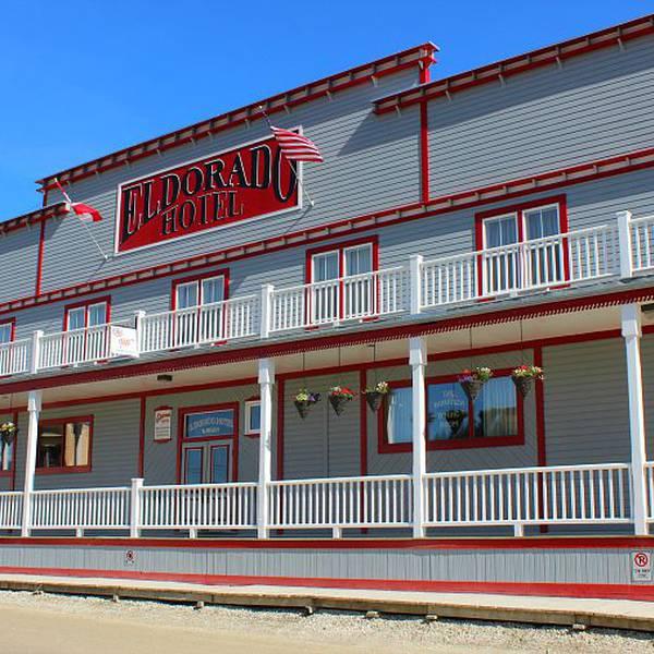 Eldorado Hotel - buitenkant