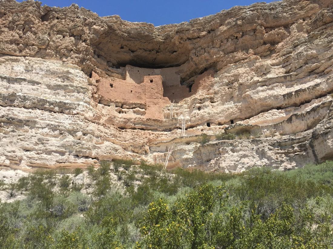 Montezuma Castle - Arizona - Doets Reizen