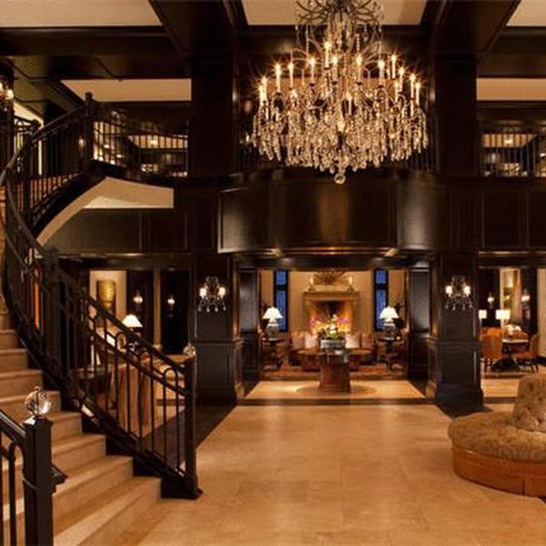 Waldorf Astoria Park City - lobby