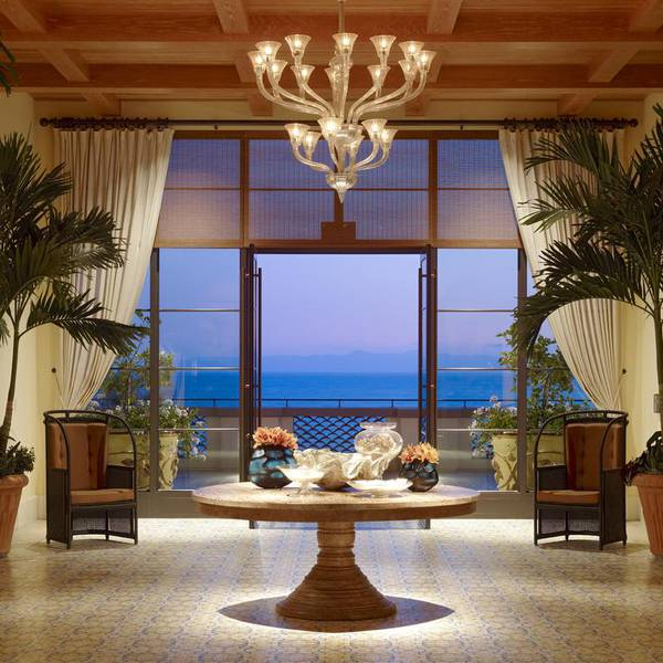 Terranea Resort - lobby