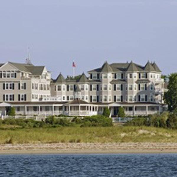 Harbor View Hotel - vooraanzicht