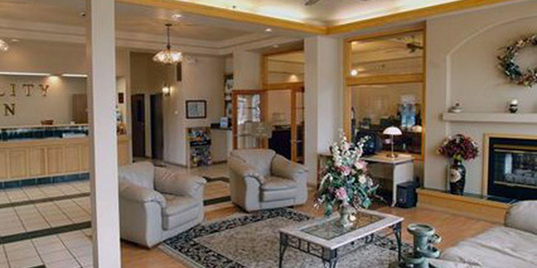 Quality Inn Gunnison - lobby