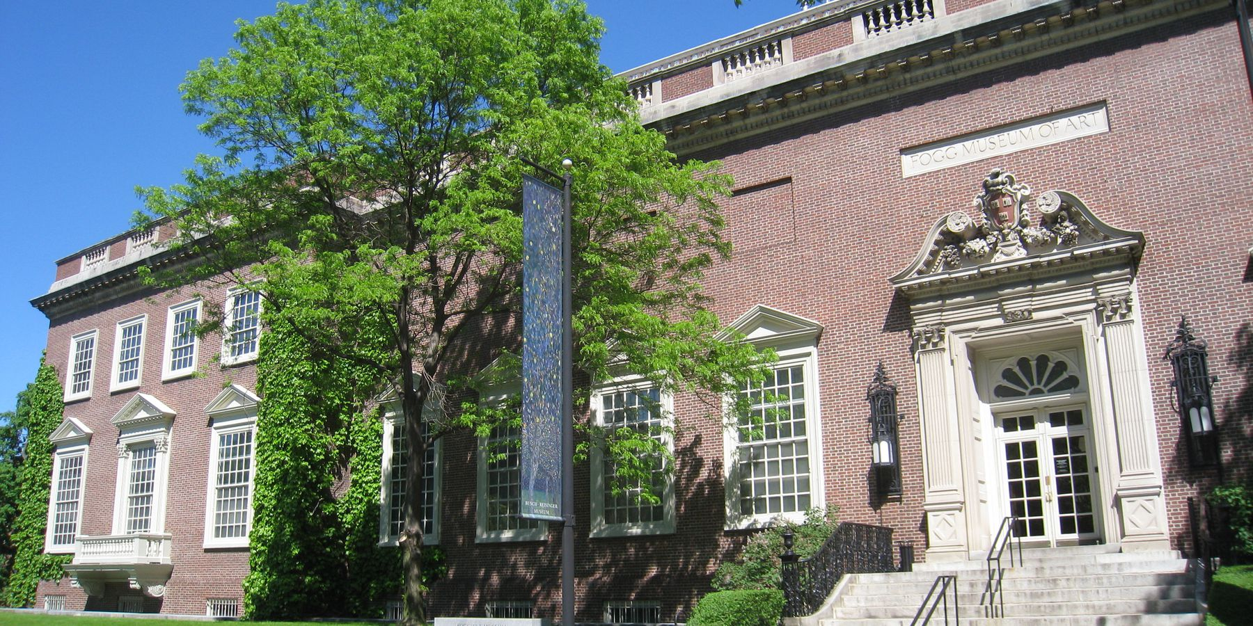 Harvard University Art Museum - Cambridge - Massachusetts - Doets Reizen