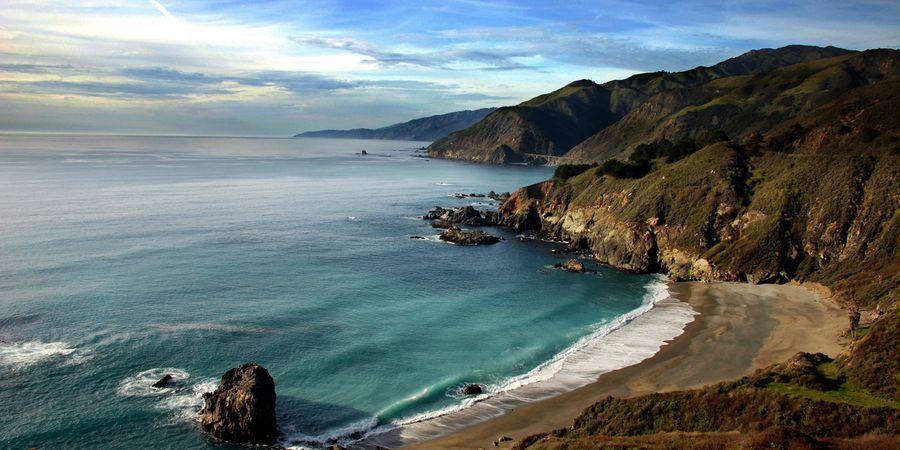 Big Sur - Highway 1 - California - Amerika - Doets Reizen