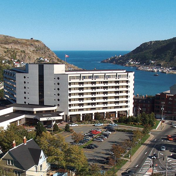 the Sheraton Newfoundland - Waterfront