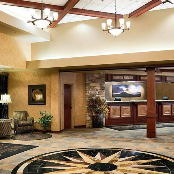 Lodge at Deadwood - lobby 2