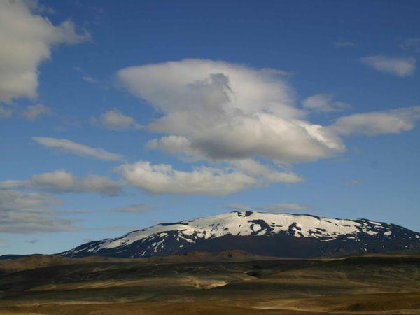Mount Hekla - IJsland - Doets Reizen