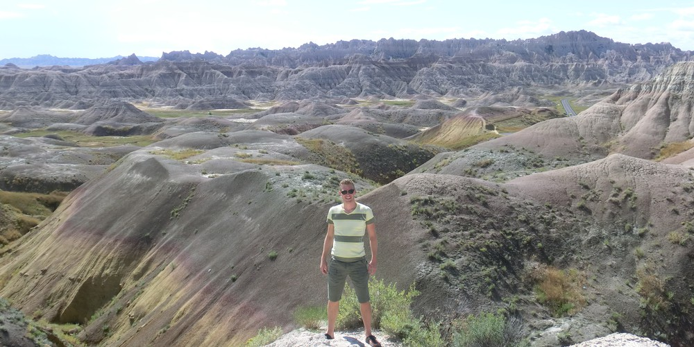 Badlands National Park - South Dakota - Amerika - Doets Reizen