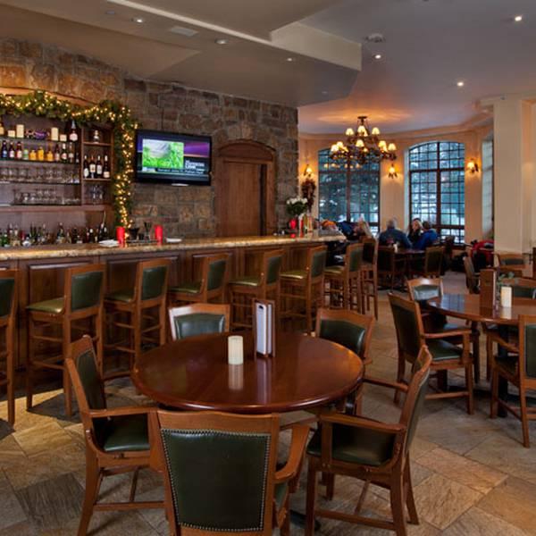 Tivoli Lodge - bar