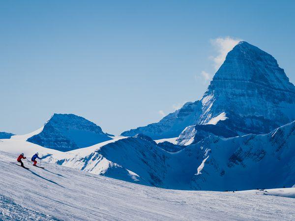 Banff National Park Wintersport Canada - Doets Reizen
