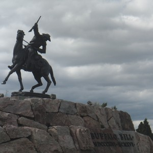 Van Yellowstone naar Cody(15-6) - Dag 16 - Foto