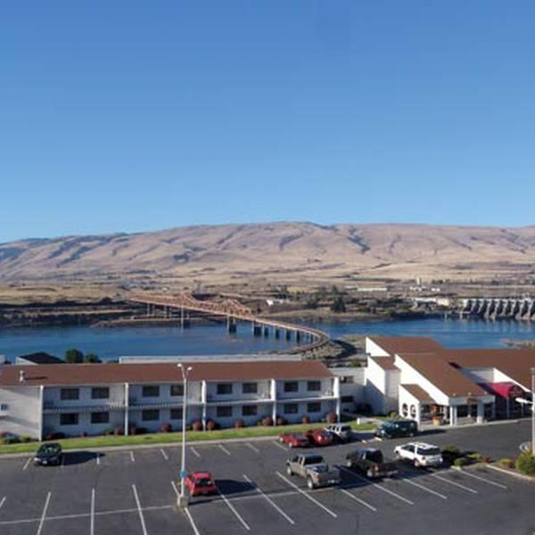 Shilo inn the Dalles - aanzicht