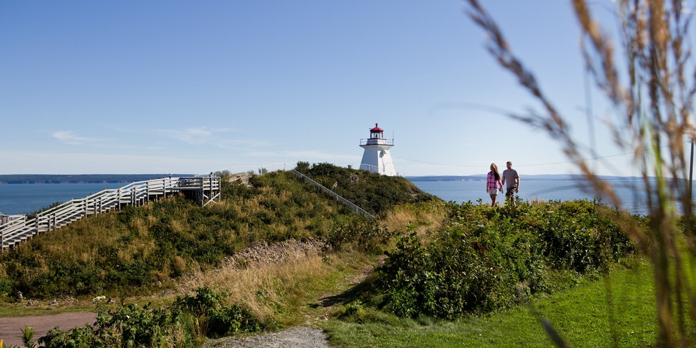 Cape Enrage - New Brunswick - Canada - Doets Reizen