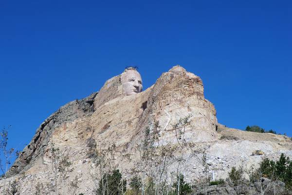 Crazy Horse Memorial - South Dakota - Amerika - Doets Reizen