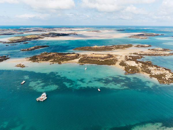 Chausey Islands Normandie Doets Reizen - Manche Tourisme