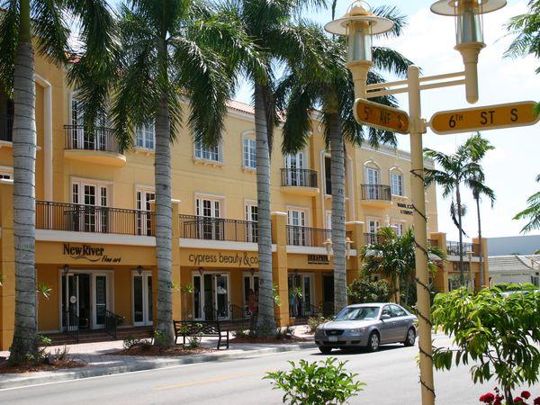 5th Avnue - Naples - Florida - Doets Reizen