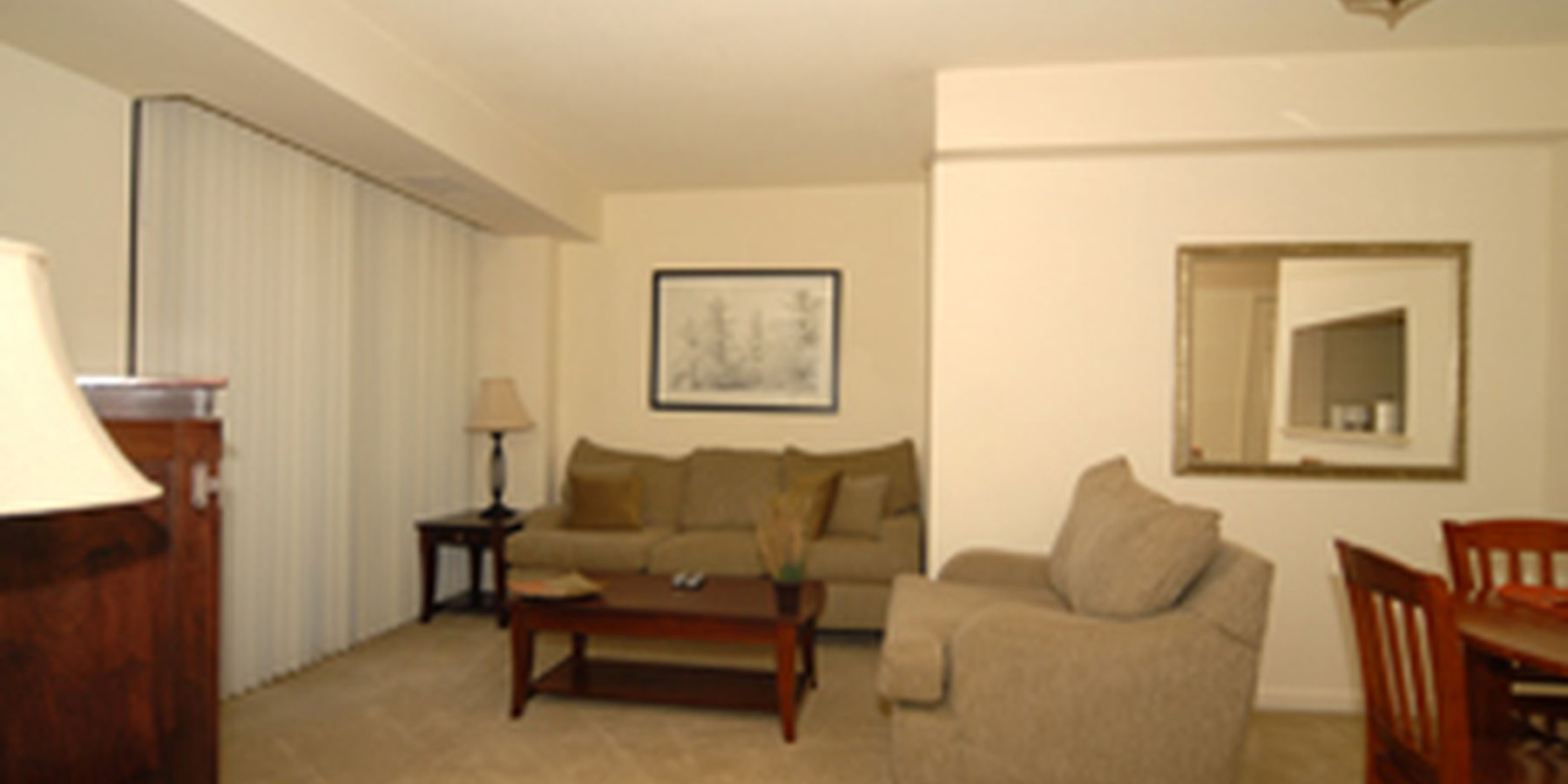 Crystal City Apartments - Interior