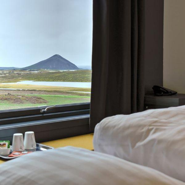 Hotel Laxa - kamer