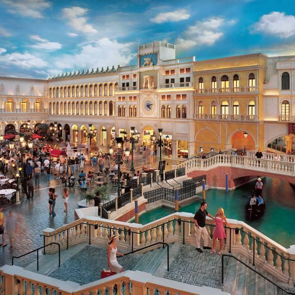 Venetian Hotel - overzicht 3