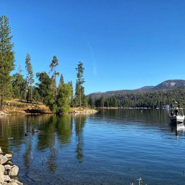Bass Lake - Kings Canyon National Park - California - Amerika - Doets Reizen