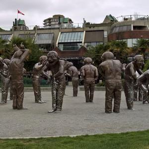 Vancouver per fiets - Dag 2 - Foto