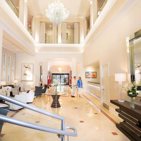 Inn on Fifth - lobby