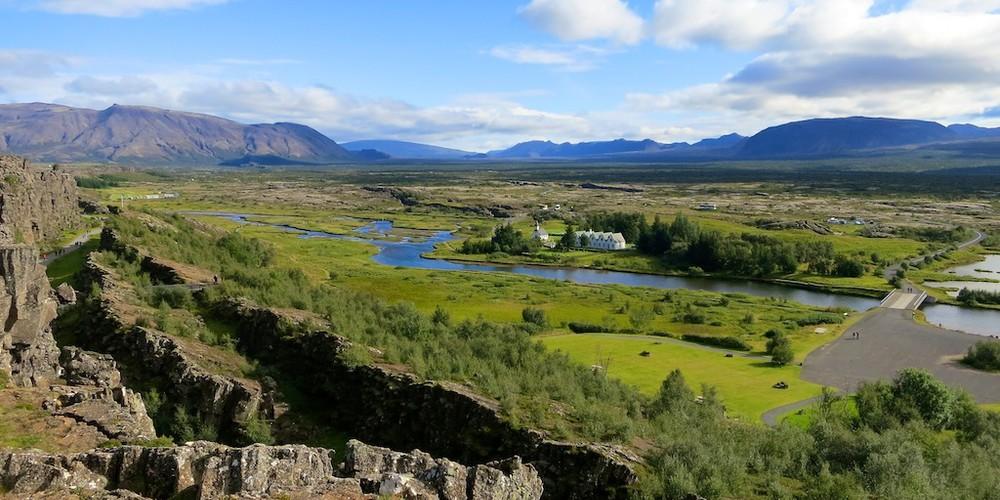 Þingvellir National Park - Golden Circle - IJsland - Doets Reizen
