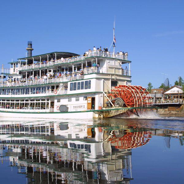 Sternwheeler Fairbanks - Alaska - Doets Reizen