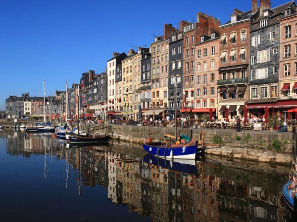 Honfleur haven | Atout France | Doets Reizen | Frankrijk | Normandie