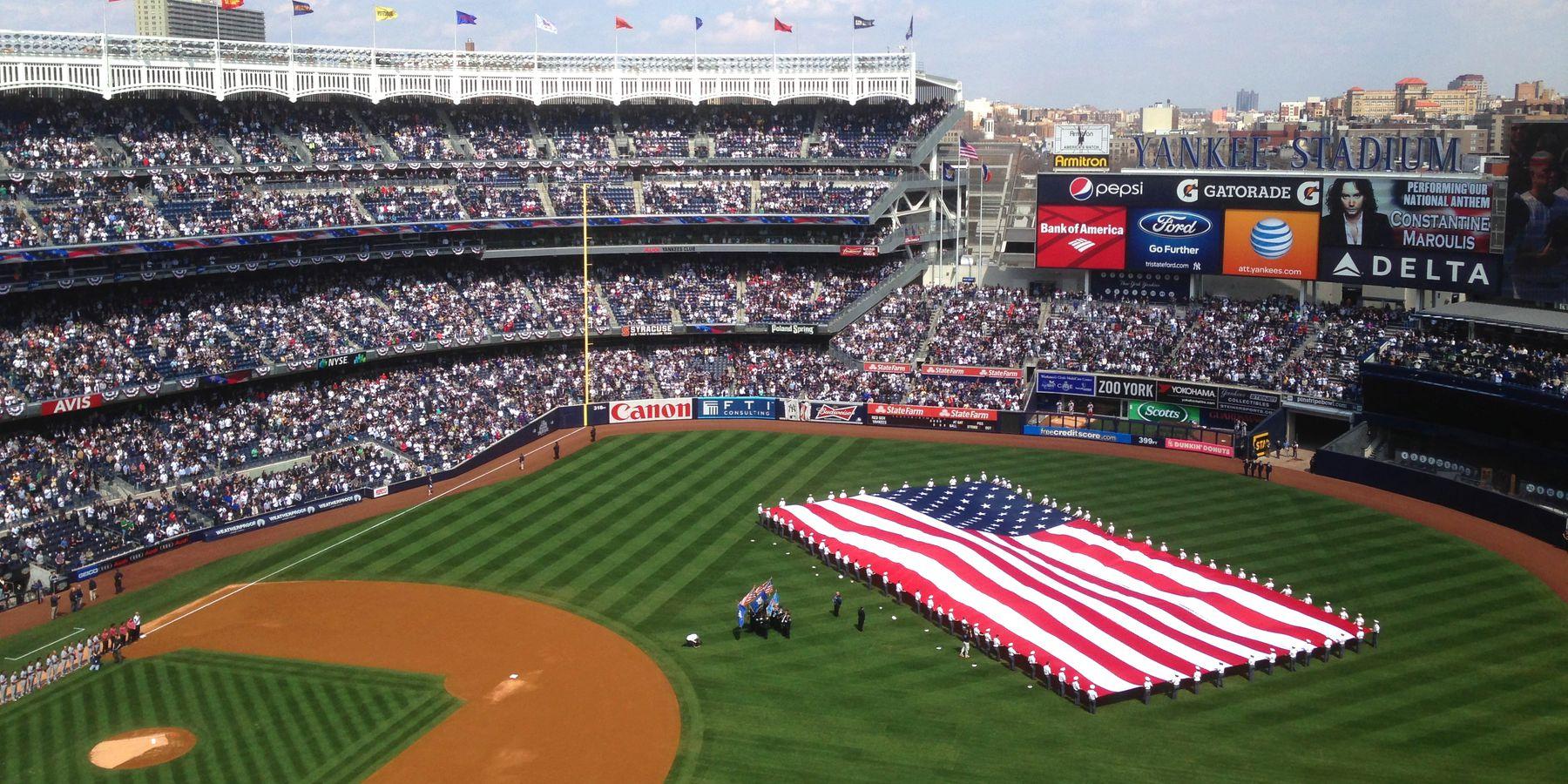Yankee Stadium - New York - Doets Reizen