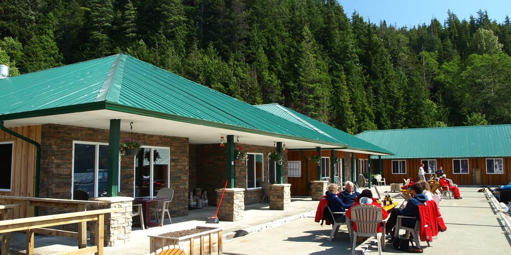 Knight Inlet Lodge British Columbia