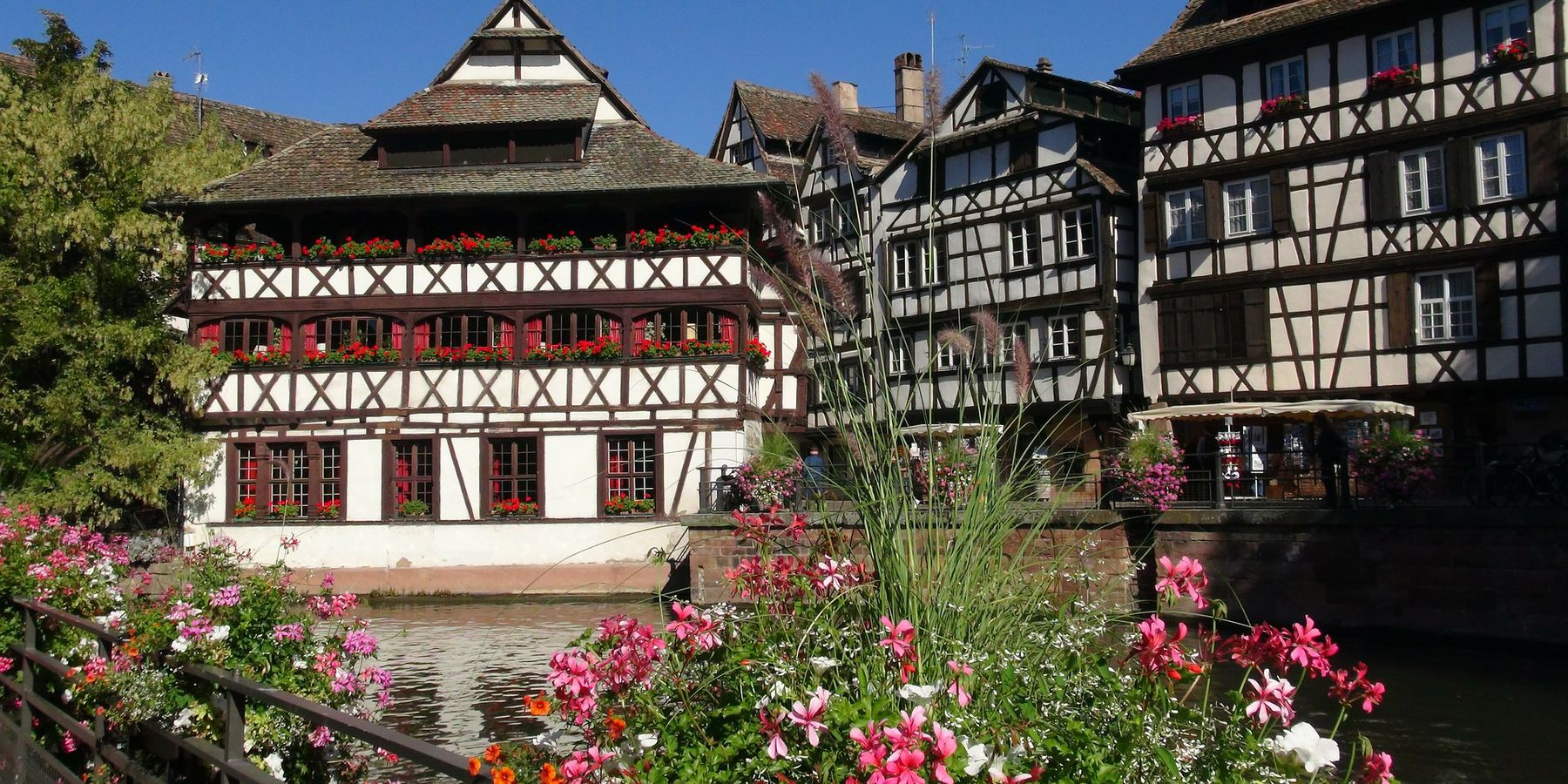 Huisjes Straatsburg Afbeelding van ZEBULON72 via Pixabay | Frankrijk | Doets Reizen