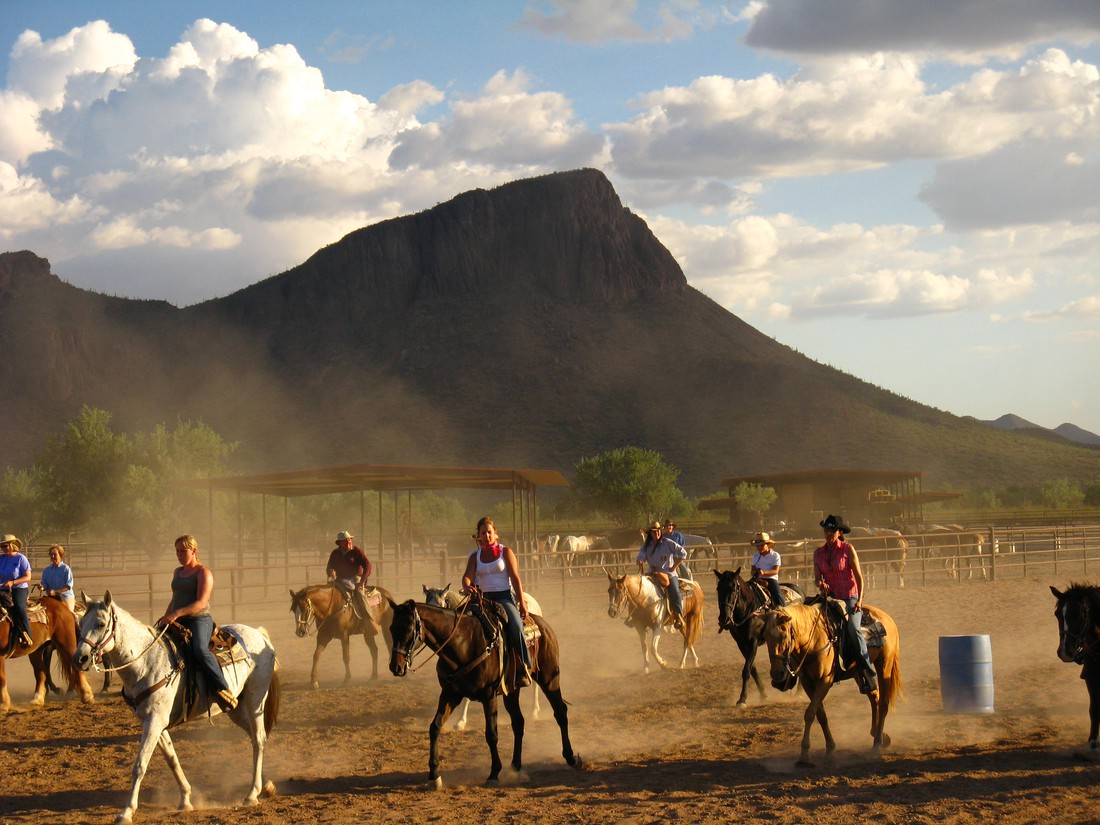 White Stallion Ranch - Tucson - Arizona - Doets Reizen