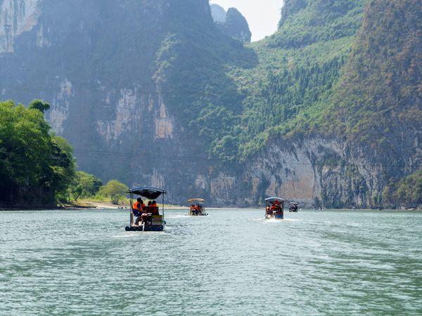 Li River - Guilin - China - Doets Reizen