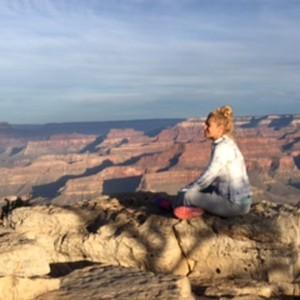Zie de zon opkomen in de Grand Canyon ,Lake Powel - Dag 9 - Foto