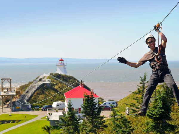 Bay of Fundy National Park - New Brunswick - Canada - Doets Reizen