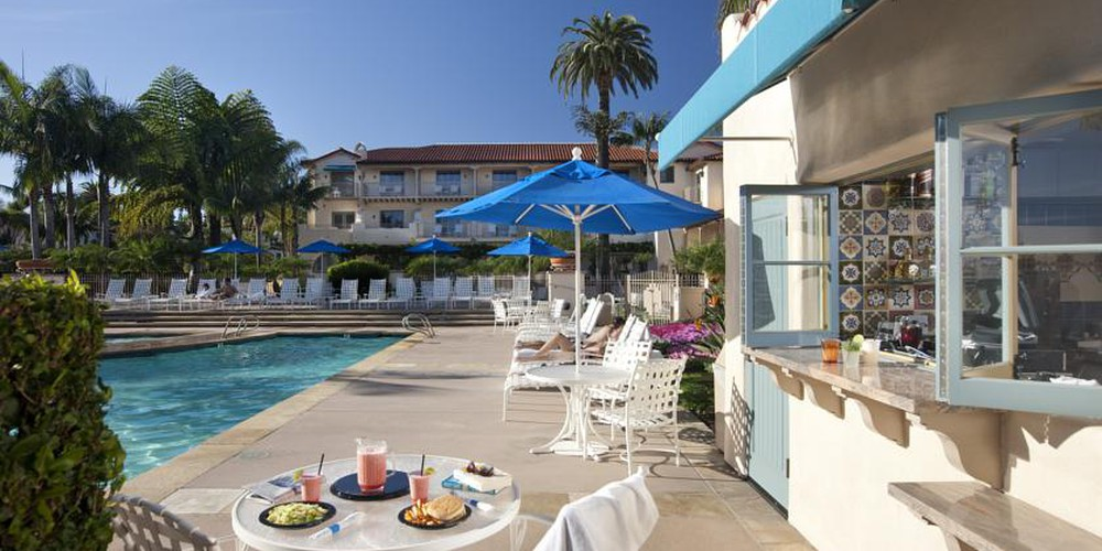 Harbor View Inn - Santa Barbara