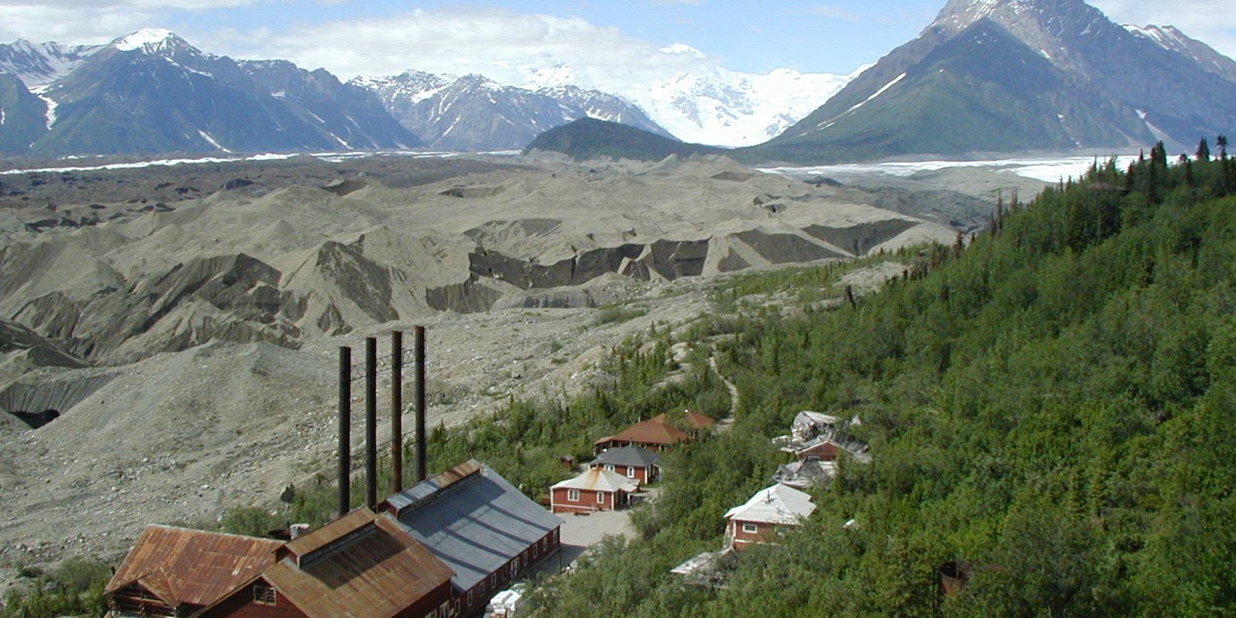 Wrangell St. Elias National Park - Kennicott - Alaska - Doets Reizen
