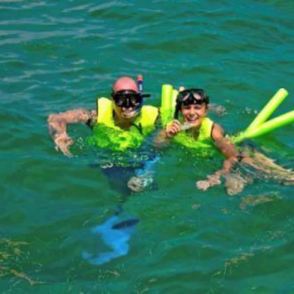 Snorkel Cruise Key Largo