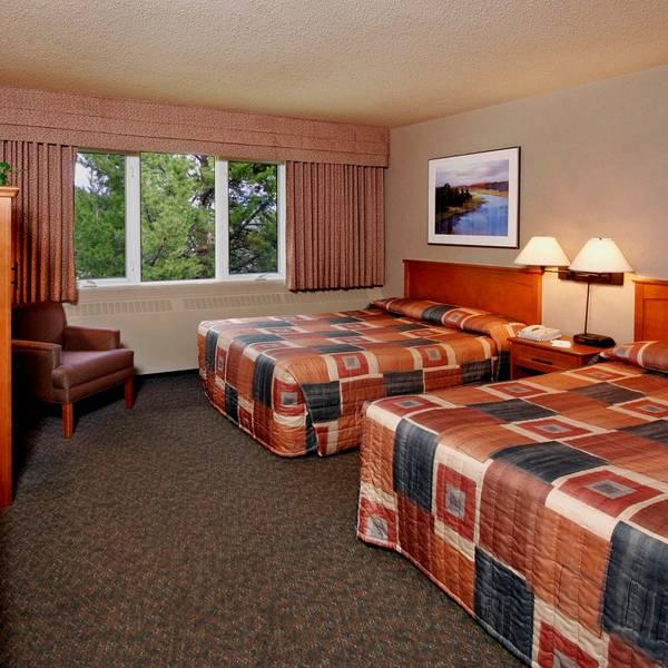 Lobstick Lodge - Standard Room