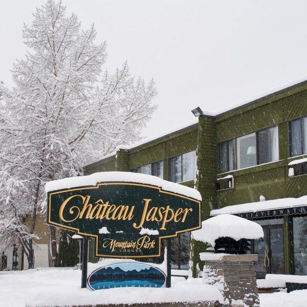 chateau jasper winter foto voorkant