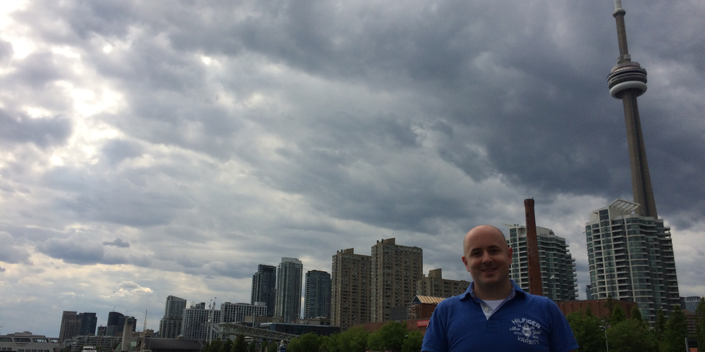 CN Tower - Toronto - Ontario - Canada - Doets Reizen
