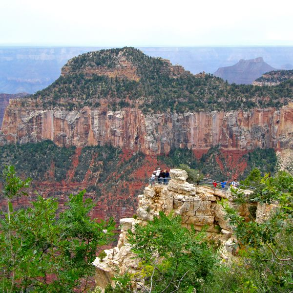 North Rim, Grand Canyon, Arizona
