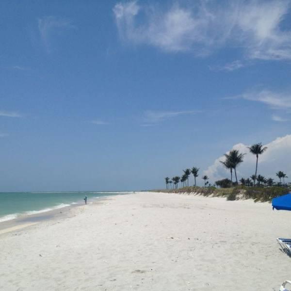 South Seas Island Resort - strand