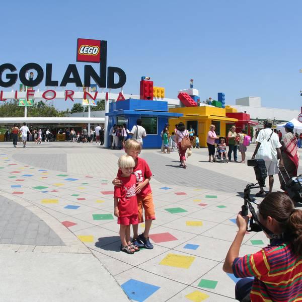 Legoland in San Diego, California